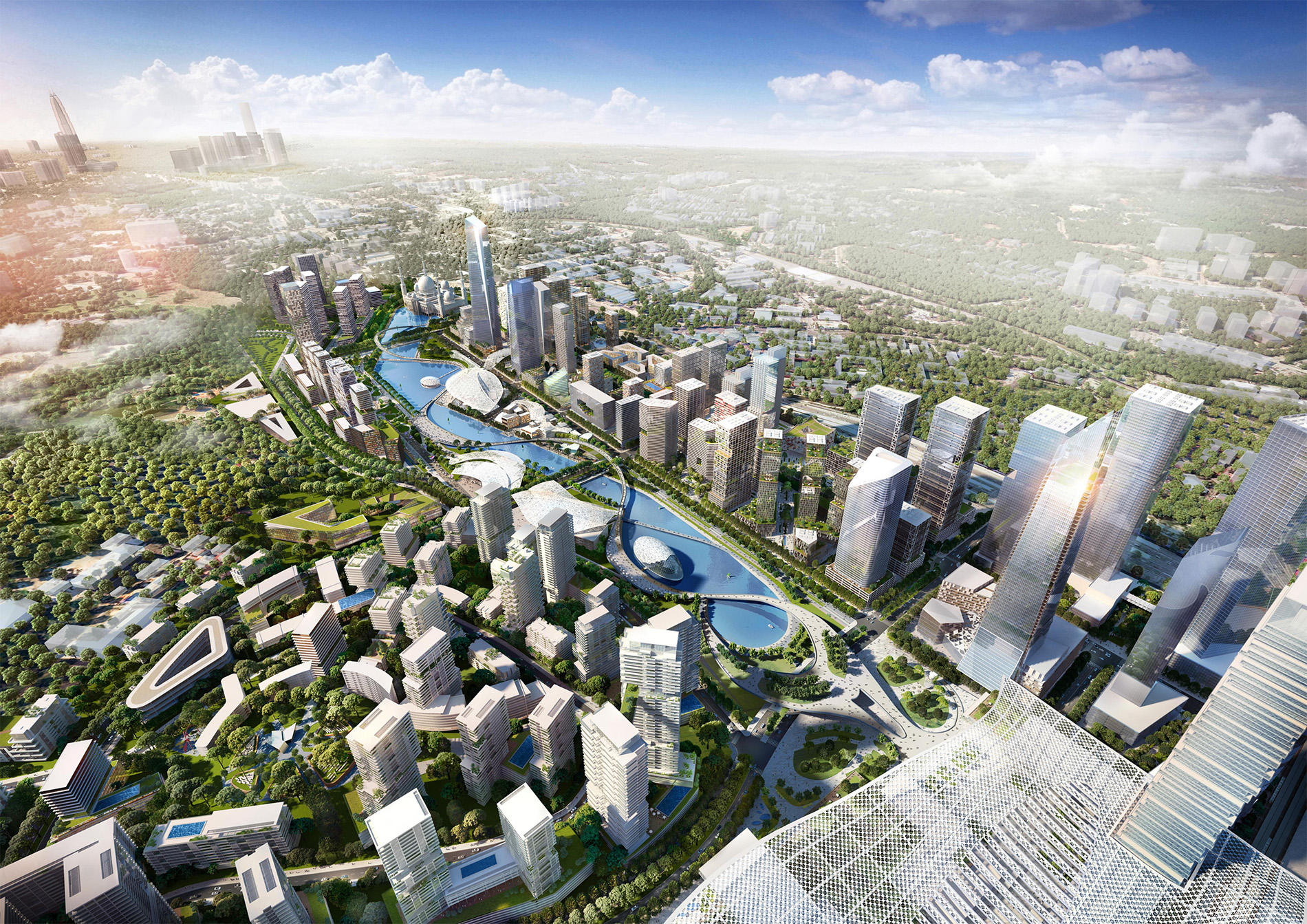 PHOTOS: Bandar Malaysia sets to take shape. And It Is